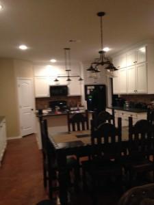 24 dining kitchen finish