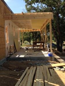 3 lumber framing