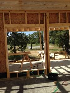 4 lumber framing